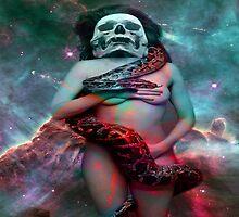 Cosmic Snake Dance by Icarusismart