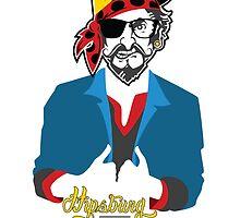 Hipsburg Pirate by AustinIsinghood