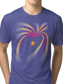 Happy Star Tri-blend T-Shirt