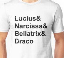 Malfoy Family Unisex T-Shirt