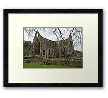 Tintern Abbey Framed Print