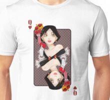 Reina de corazones Unisex T-Shirt