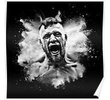 Conor McGregor Explosive Poster