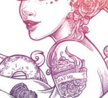 Sweetie Sticker