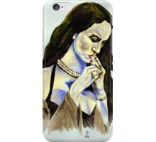 Nicotiana iPhone Case/Skin