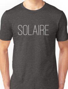 Solaire Logo Unisex T-Shirt