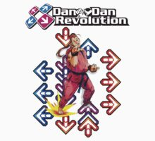 Dan Dan Revolution! by grackken