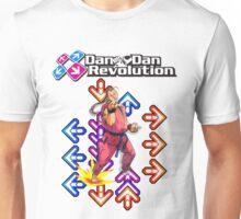 Dan Dan Revolution! Unisex T-Shirt