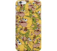 Primitive Spongebob iPhone Case/Skin