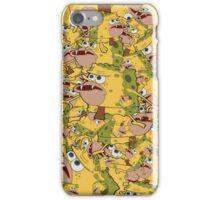Primitive Spongebob iPhone Case/Skin