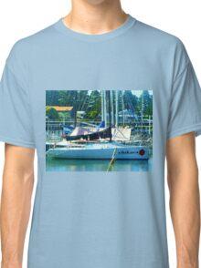 *Port Fairy Safe Harbour - West Coast, Vic.Australia* Classic T-Shirt