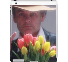 Old Hero Should Still Be Alive - Doctor Andrzej Goszcz. iPad Case/Skin