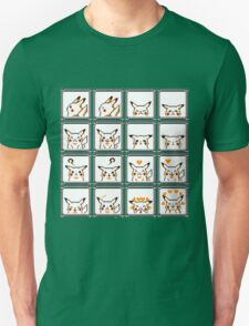 Pika moods T-Shirt