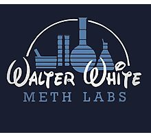 Walter White Meth Labs Photographic Print