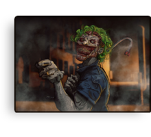 New Joker 52 Canvas Print