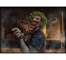 New Joker 52 Photographic Print
