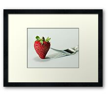 Strawberry II Framed Print