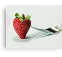Strawberry II Canvas Print