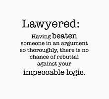 Lawyered definition Classic T-Shirt