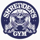 Shredder's Gym (Decal) by BiggStankDogg