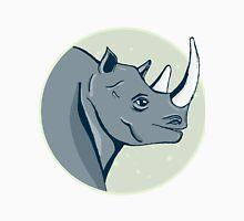 hand drawn rhinoceros Unisex T-Shirt
