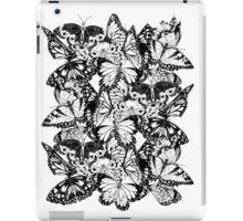 Flutter - Fineliner Illustration iPad Case/Skin