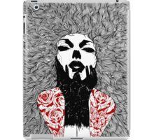 Grace - Fineliner Illustration iPad Case/Skin