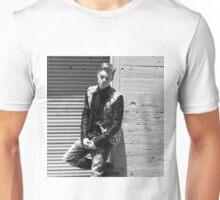 Cameron Monaghan BlackAndWhite Unisex T-Shirt