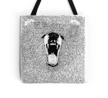 Grizzly - Fineliner Illustration Tote Bag