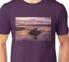 A Wonderful Highland Sunset Unisex T-Shirt