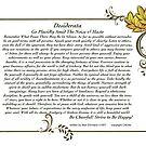 desiderata poem by Desiderata4u