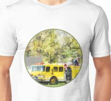 Back at the Firehouse Unisex T-Shirt