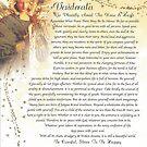 desiderata poem=angelic by Desiderata4u