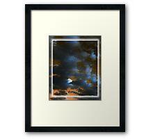 ©DA HCS Clouds Dreams IA Framed Print