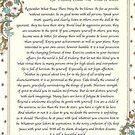 desiderata poem, florentine medici by Desiderata4u