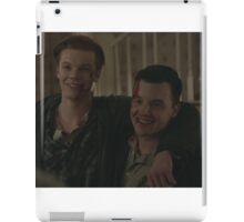Gallavich, Shameless US iPad Case/Skin