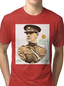 Michael Collins 1916-2016 Tri-blend T-Shirt