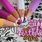 Happy Birthday - Artist 3 by garigots