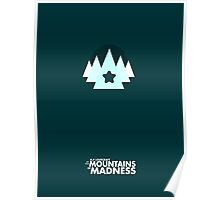 """""""At the Mountains of Madness"""" Poster"""