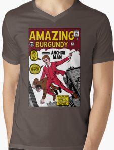 Your Classy Neighborhood Anchorman  Mens V-Neck T-Shirt