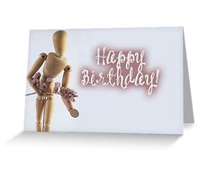 Happy Birthday - Artist Greeting Card