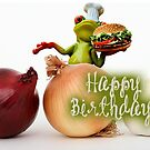 Happy Birthday - Cook by garigots