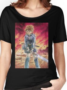Nausicaä of the Valley of the Wind Women's Relaxed Fit T-Shirt