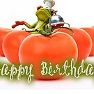 Happy Birthday - Cook 02 by garigots