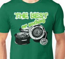 DLEDMV - The Best Or Nothing Unisex T-Shirt