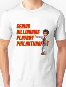 Genius, Billionaire, Playboy Philanthropist T-Shirt