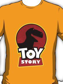 Disney's Toy Story Jurassic Park Theme by spazivuoti T-Shirt