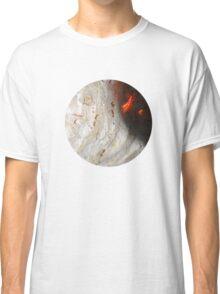 Flaming Seashell 2 Classic T-Shirt