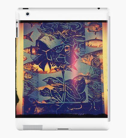 FanArt- Printmaking iPad Case/Skin