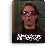 Seinfeld - The Glasses Canvas Print